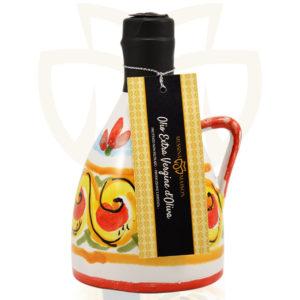 olio extra vergine di olive nocellara del Belìce Messina Maison